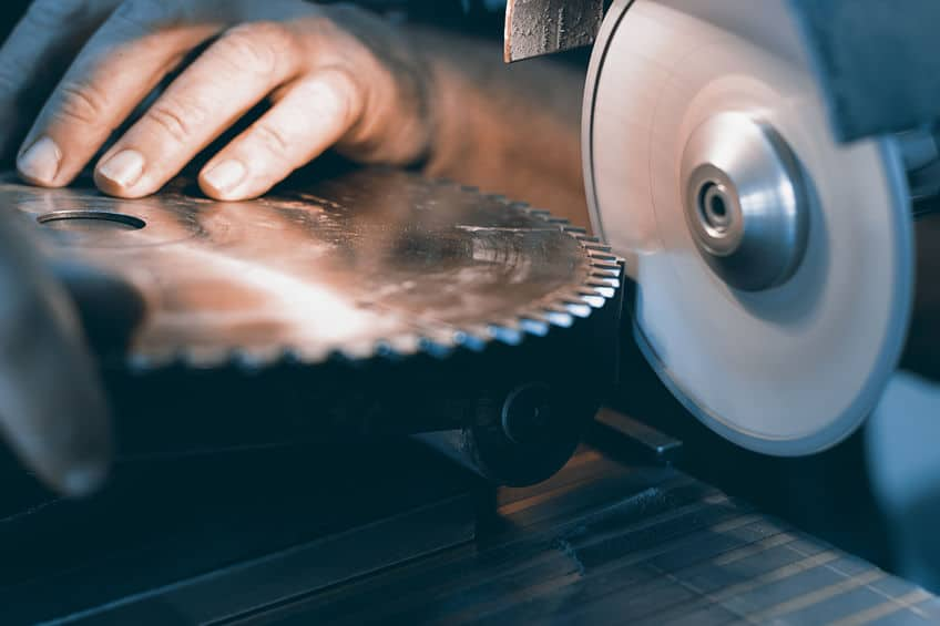 Can You Sharpen A Table Saw Blade? - The Answer is Yes